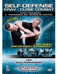 Self-Defense: Krav Close Combat Street Fighting Techniques