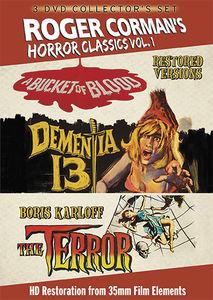 Roger Corman's Horror Classics: Volume 1