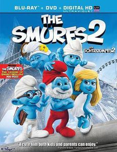 Smurfs 2 2D+3D  /  Steelbox Limited Edition (2013) [Import]