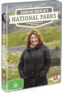 Caroline Quentin's National Parks [Import]