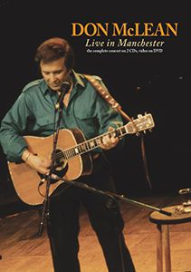 McLean, Don : Live in Manchester