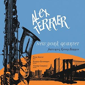 Alex Terrier New York Quartet (Feat. Kenny Barron)
