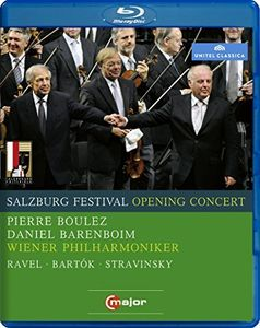 Salzburg Festival Opening Concert 2008