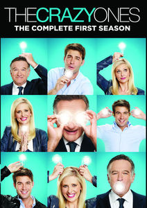 The Crazy Ones: The Complete First Season
