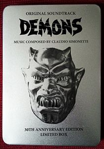 Demons (Original Soundtrack) (30th Anniversary Deluxe Tin Box)