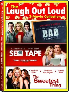 Bad Teacher /  Sex Tape /  The Sweetest Thing
