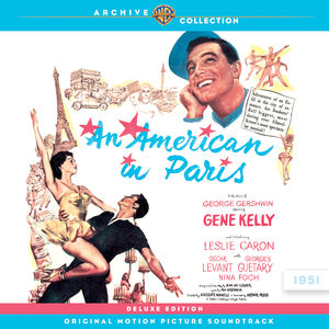 An American in Paris (Original Motion Picture Soundtrack) (DeluxeEdition)