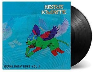 Recalibrations 1 [Import] , Hiatus Kaiyote