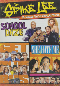 Da Spike Lee 3 Joint Film Collection