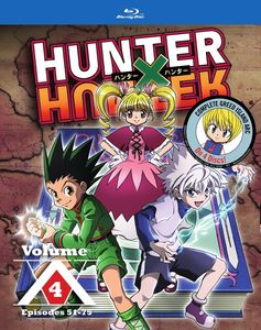 Hunter x Hunter Set 4
