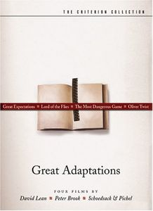 Great Adaptations (Criterion Collection)