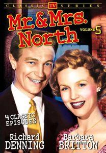 Mr. And Mrs. North: Volume 5