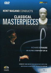 An Alpine Symphony: Kent Nagano Masterpiece 6