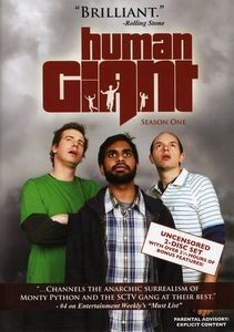 Human Giant: The Complete First Season