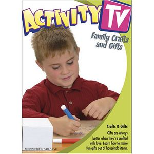 Activity TV: Crafts and Gifts, Vol. 1