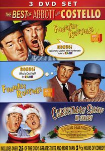 The Best of Abbott and Costello