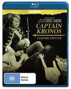 Captain Kronos: Vampire Hunter [Import]