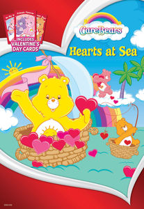 Care Bears: Hearts At Sea [Full Frame] [Valentine's Day Faceplate] [O-Card] [With 3 Valentine's Day Cards]
