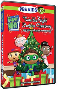 Super Why: Twas the Night Before Christmas & Other