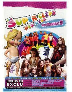 Vol. 2-Les Super Clips Des Kids [Import]