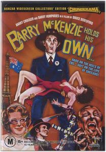 Barry McKenzie Holds His Own [Import]