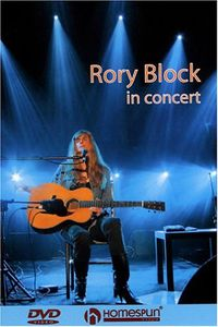 Rory Block in Concert
