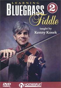 Learning Bluegrass Fiddle: Volume 2