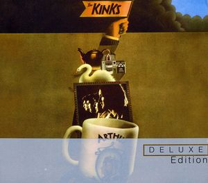 Arthur: Deluxe Edition [Import] , The Kinks