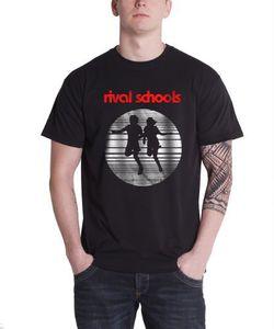 Stripe B Mens Slim Fit T-Shirt Black - XL