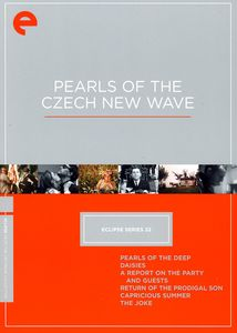 Pearls of Czech New Wave (Criterion Collection - Eclipse Series 32)