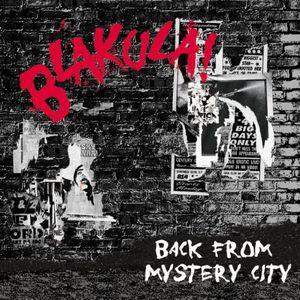 Back from Mystery City [Import] , Blakula