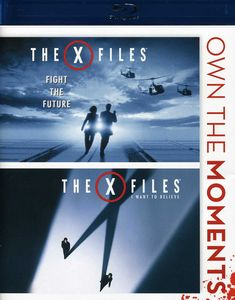 X-Files Fight the Future /  X-Files I Want to Believe