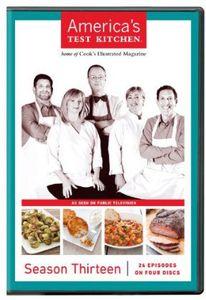 America's Test Kitchen: Season 13