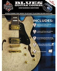 House of Blues Guitar Course