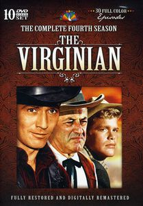 The Virginian: The Complete Fourth Season , James Drury