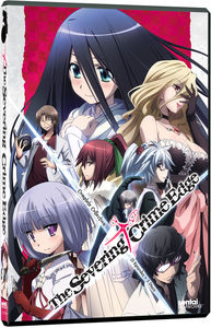 The Severing Crime Edge: Complete Collection