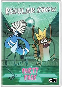 Regular Show: Party Pack: Volume 3