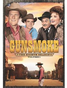 Gunsmoke: The Eighth Season Volume 1 , James Arness