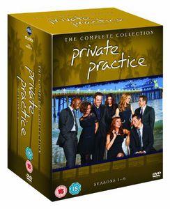 Private Practice-Seasons 1-6 [Import]