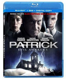 Patrick: Evil Awakens - Combo Pack