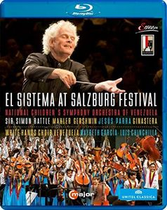 El Sistema at Salzburg Festival