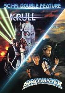 Krull /  Spacehunter: Adventures in the Forbidden Zone (80's Sci-Fi Double Feature)