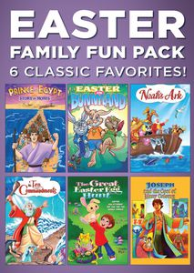 Easter Family Fun Pack - 6 Classic Favorites