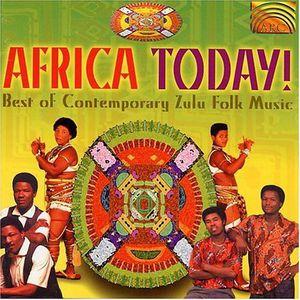 Africa Today: Best of Contemporary Zulu Folk Music