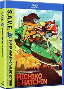 Michiko & Hatchin - Complete Series - S.A.V.E.