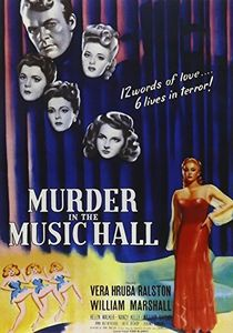 Murder in the Music Hall