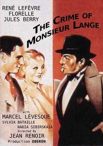 The Crime of Monsieur Lange