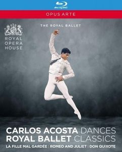 Carlos Acosta Dances Royal Ballet Classics