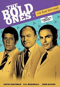 The Bold Ones - The New Doctors: The Complete Series