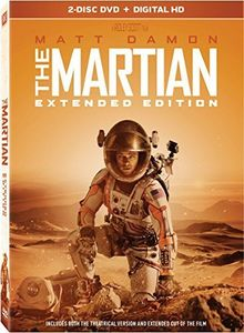 The Martian (Extended Edition) , Matt Damon